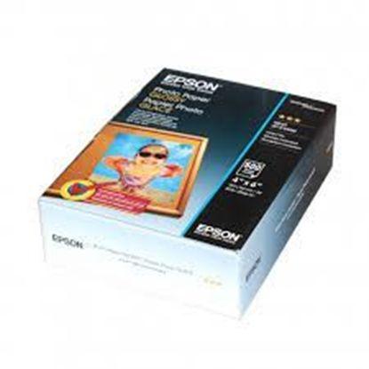Изображение Бумага Epson 100mmx150mm Glossy Photo Paper