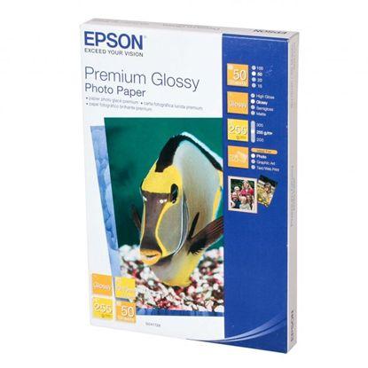 Изображение Бумага Epson 100mmx150mm Premium Glossy Photo Paper